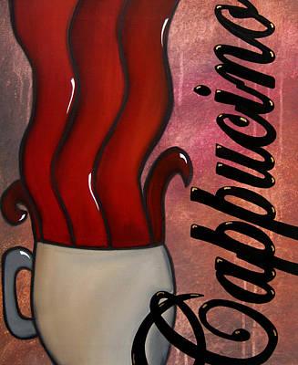 Cappucino Poster