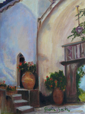 Capri Italy Poster