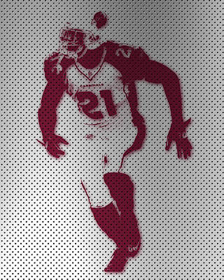 Cardinals Patrick Peterson Poster by Joe Hamilton