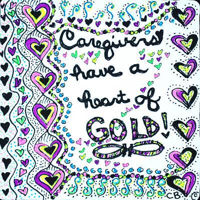 Caregiver Joy Poster