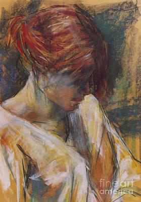 Carmen Of Lautrec II Poster by Debora Cardaci