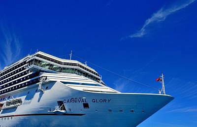 Carnival Glory Poster