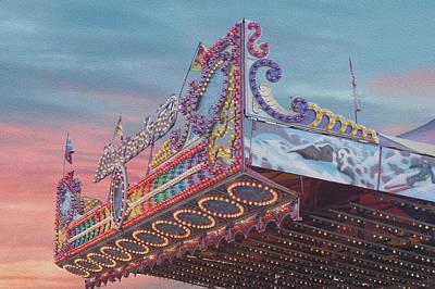 Carnival Poster by Art Spectrum
