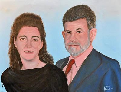 Carol And Max Poster