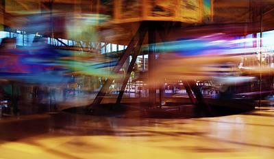 Carousel 2 Poster by Tim Nichols