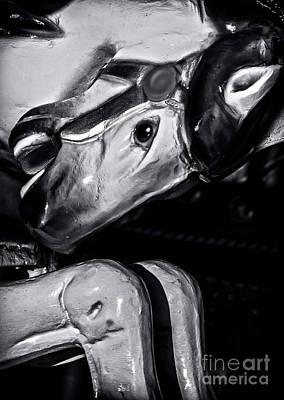 Carousel Of Despair 1 Poster by James Aiken