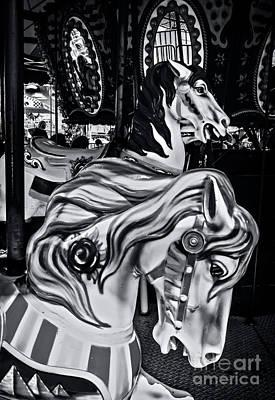 Carousel Of Despair 6 Poster by James Aiken