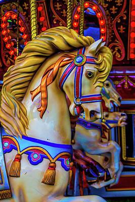 Carrousel Dreams Poster