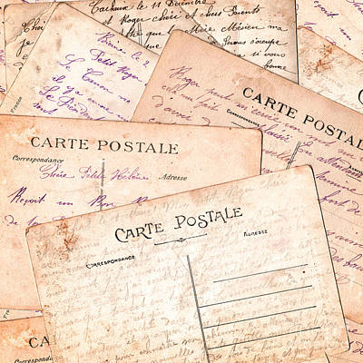 Cartes Postales Poster by Delphimages Photo Creations