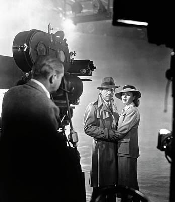 Casablanca Director's Cut  1942 Poster by Daniel Hagerman