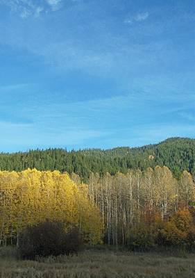 Cascade Fall Poster