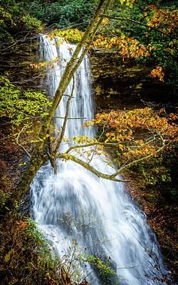 Cascades Deck View Poster