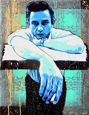 Cash - Preacher Man  Poster