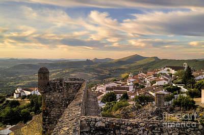 Castelo De Marvao Poster by Mikehoward Photography