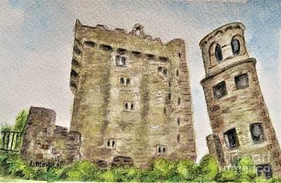 Castle Blarney Poster
