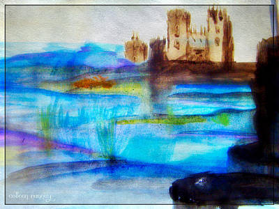 Castle By Colleen Ranney Poster