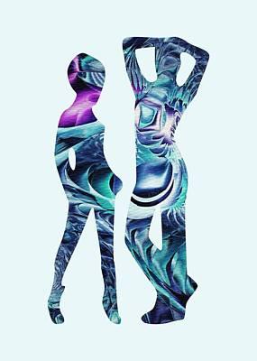 Casual Poster by Anastasiya Malakhova