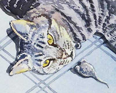 Cat Alert  Poster