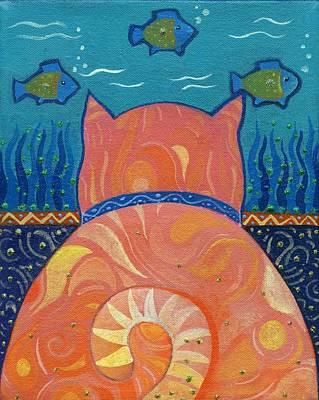 Cat Tales Poster