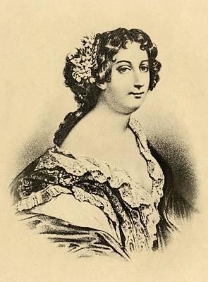 Catherine Marie De Lorraine, Duchess De Poster