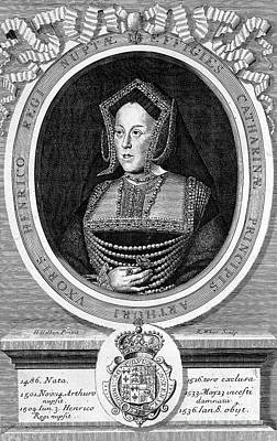 Catherine Of Aragon, First Wife Poster