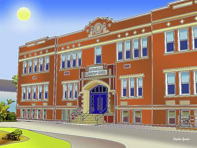 Catonsville Elementary School Poster