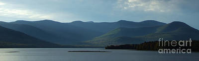 Catskill Mountains Panorama Photograph Poster