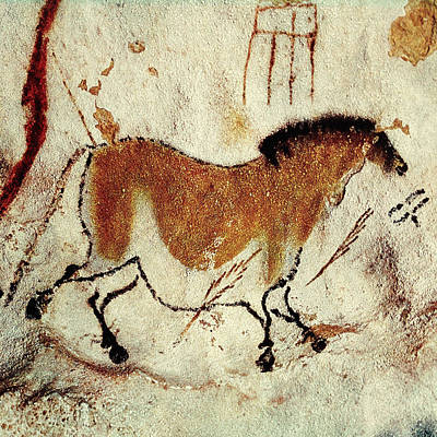 Cave Painting 5 Poster