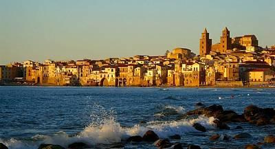 Cefalu - Sicily Poster