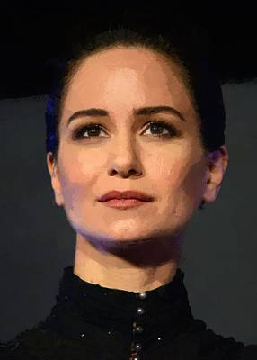 Celebrity Katherine Waterston Poster by Best Actors
