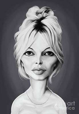Celebrity Sunday - Brigitte Bardot Poster