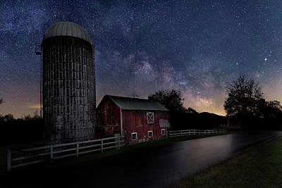 Celestial Farm Poster