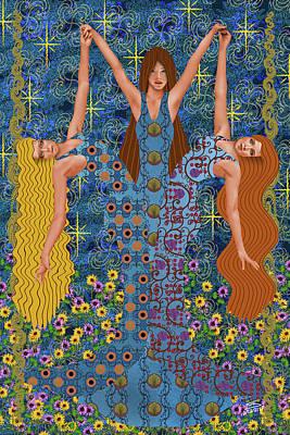 Celestrio Trappist E,f And G Poster