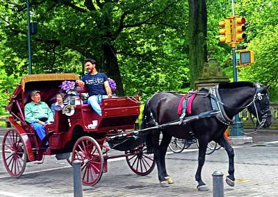 Central Park 5 Poster