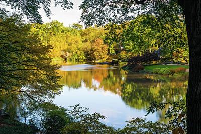 Central Park - City Nature Park Poster