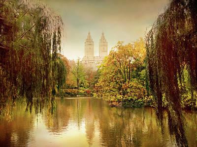 Central Park Splendor Poster
