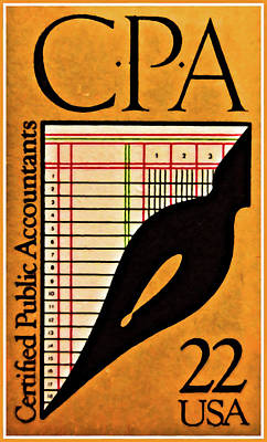 Certified Public Accounting Issue Poster