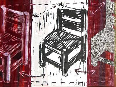 Chair V Poster