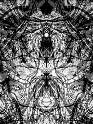 Chakra Flow Poster by Rod Stewart