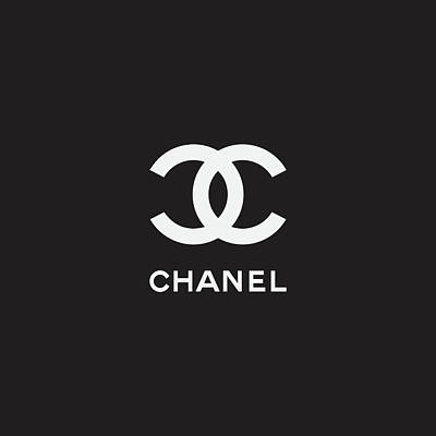 Chanel - Black And White 02 Poster