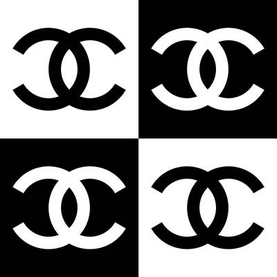 Chanel Design-5 Poster