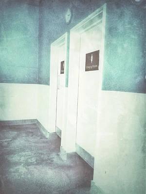 Changing Room Doors Poster
