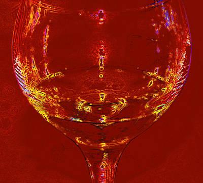 Chardonnay Poster by John Stuart Webbstock