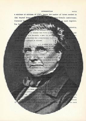 Charles Babbage Poster by Igor Kislev
