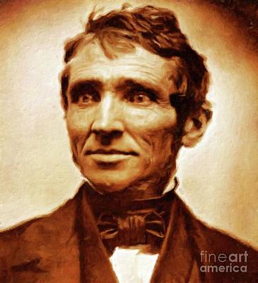 Charles Goodyear, Engineer By Mary Bassett Poster