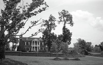 Charles Reed Mansion Poster