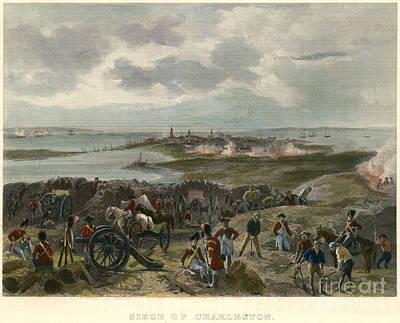 Charleston 1780 Poster