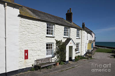 Charlestown Cottages Poster