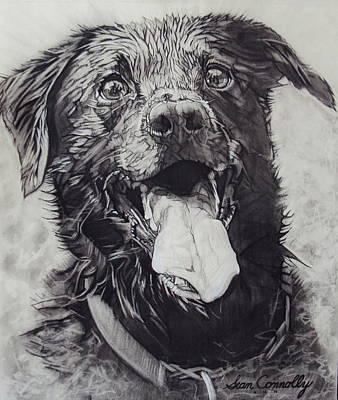 Charlie Dog Poster