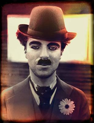 Charlot Lights And Warm Feelings Poster